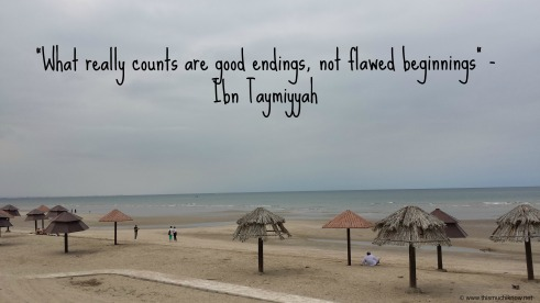 Ibn Taymiyyah - rhA - quote